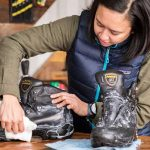 How to Clean Duty Boots Easily?