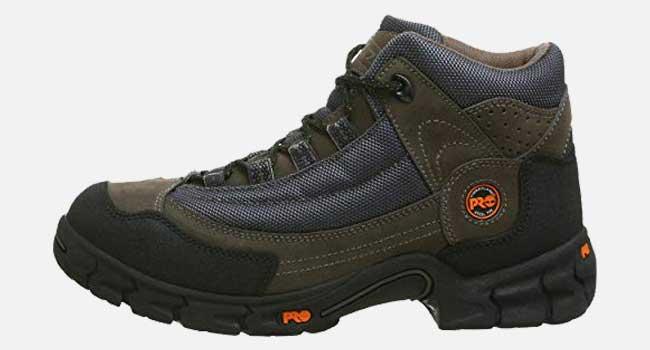 Timberland PRO Men's Expertise Hiker Steel-Toe Work Boot